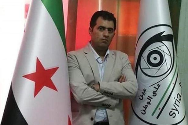 Şanlıurfa'da Suriyeli gazeteciye ateş açıldı