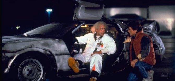 'Geleceğe Dönüş'e dönmek mümkün olacak; DMC-12 2017'de yeniden satışta!