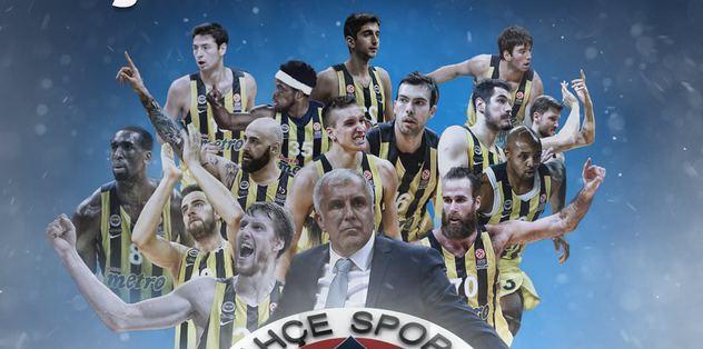 Şampiyon Fenerbahçe.