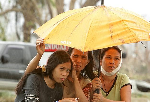 Filipinler'i vurdu sırada Çin ve Vietnam var