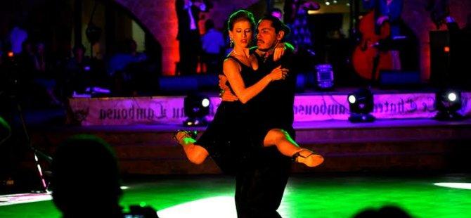 Tango Show başlıyor!