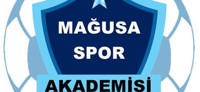 Mağusa Spor Akademisi Yönetimi İsmail Arter'i ziyaret etti