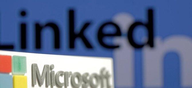 Microsoft'tan LinkedIn'e 26.2 milyar dolar