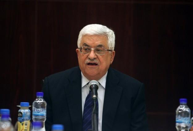 Filistin Devlet Başkanı Abbas Mısır'da