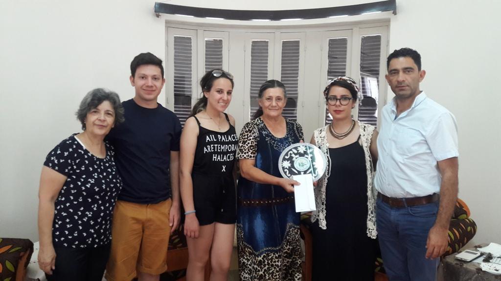 Levent Koleji Tiyatro Kulübünden kanser hastalarına yardım