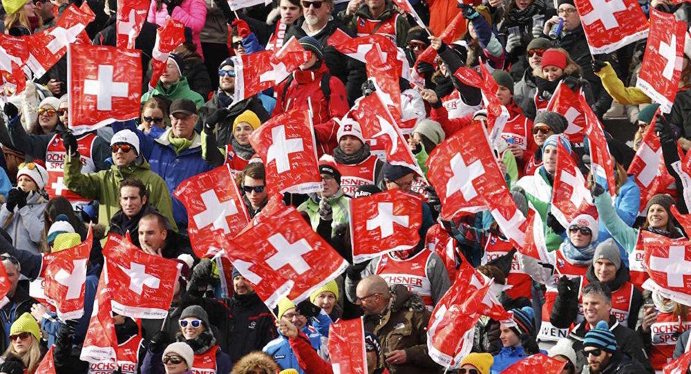 İsviçre AB'den vazgeçti