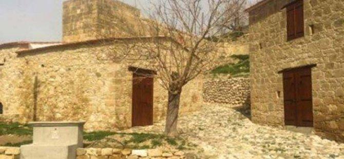 Baf'a bağlı Hirsofu'daki su değirmeni restore edildi
