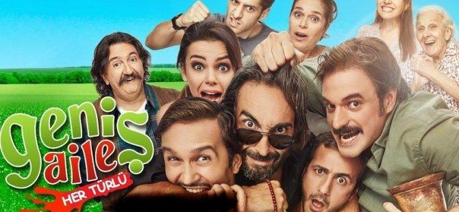 """Ataoğlu, """"Geniş Aile Her Türlü"""" film ekibini kabul etti"""