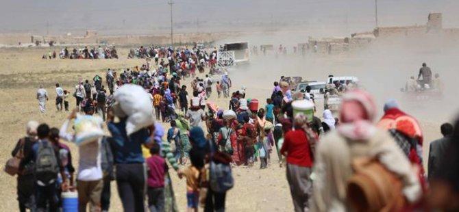 BM'nin jeton yeni düştü: IŞİD'in Ezidilere soykırımı sürüyor