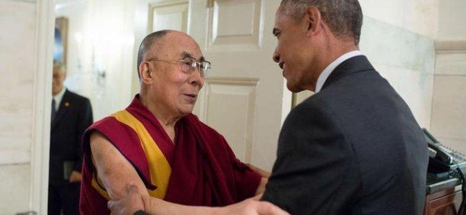 Çin'den Obama-Dalai Lama buluşmasına tepki