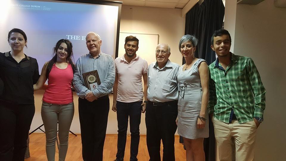 """UKÜ'de """"Dil Öğretim Stratejisi"""" Çalıştayı düzenlendi"""