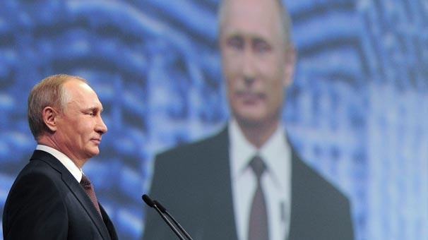 Putin: Zorluklara rağmen Türkiye'ye gaz sevkiyatı durdurulmadı