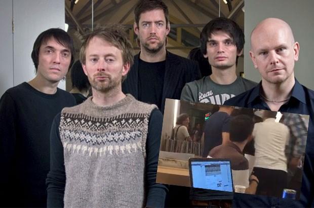 Gerici saldırı sonrası dünyaca ünlü grup Radiohead açıklama yaptı