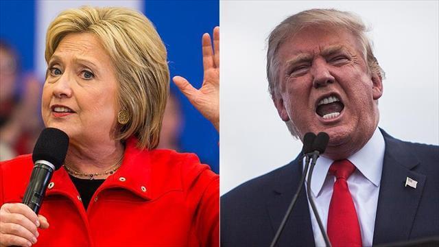 Orlando saldırısı Trump ile Clinton arasındaki puan farkını azalttı