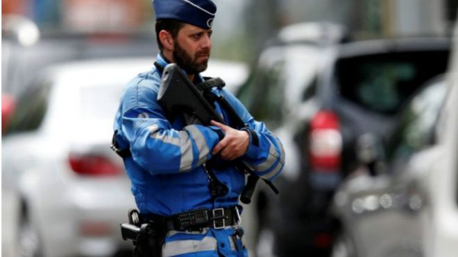'Belçika-İrlanda maçında saldırı planlayan 12 kişi gözaltında'