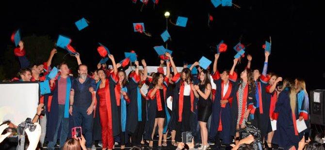 Taner Akcan Çıraklık ve Yetişkin Eğitimi Merkezi  mezunlarını verdi