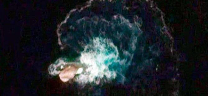 Dev deniz canavarı 'Kraken' gerçek mi?