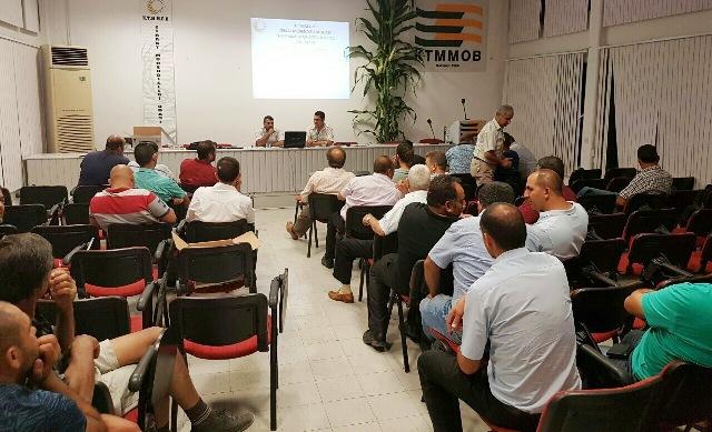 Ziraat Mühendisleri Odası, Mühendis ve Hayvan Üreticilerine seminer verdi