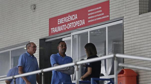 Brezilya'da hastaneye silahlı baskın