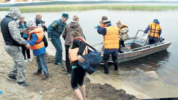Çocukların göl gezisi faciayla sonuçlandı: 14 ölü