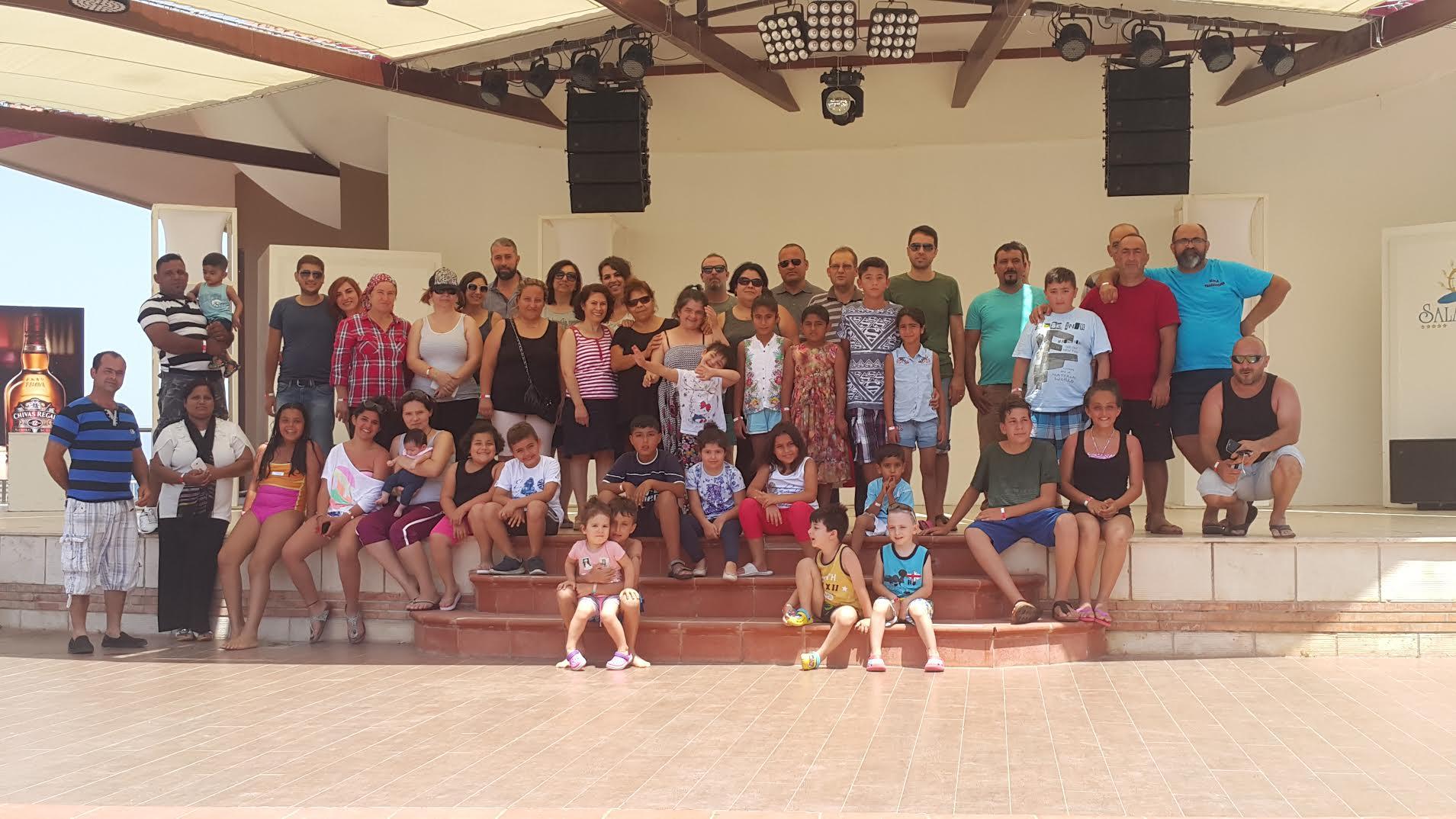 Kemal Saraçoğlu Vakfı üye çocuklarıyla yaza merhaba dedi