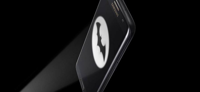Batman Galaxy S7'de