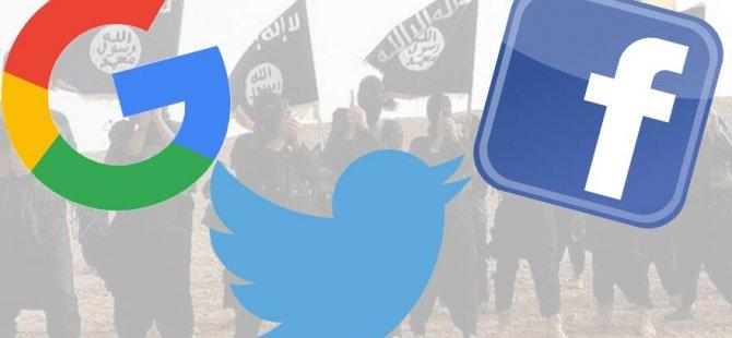 Facebook, Twitter ve Google'a IŞİD davası