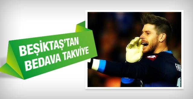 Beşiktaş kalecesini buldu..