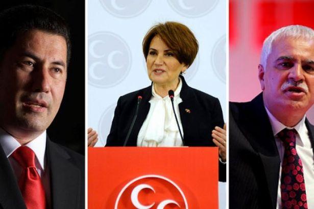MHP'de kurultaya kaç delege katıldığı açıklandı