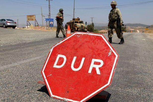 Diyarbakır'ın 3 ilçesinde sokağa çıkma yasağı