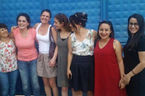 Şiddet uygulayan kocayı öldüren Çilem Doğan tahliye edildi