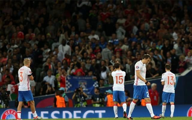 EURO 2016'nın ilk istifası Rusya'dan!