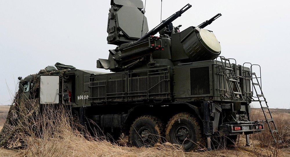 Rusya'dan kısa menzilli hava savunma roketi denemesi
