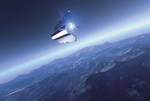 ESA'ya ait araştırma uydusu Dünya'ya düştü