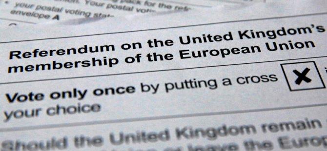 İngiltere'de kritik referanduma iki gün kala sürpriz sonuç