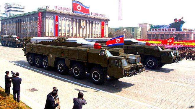 Kuzey Kore'den 'iki yeni füze denemesi'