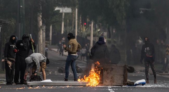 Meksika hükümeti protestocu öğretmenlerle görüşecek