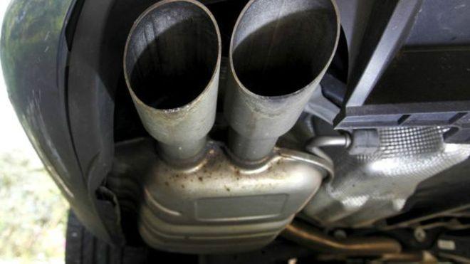 Dizel araçlar 18C'nin altında daha fazla kirletiyor