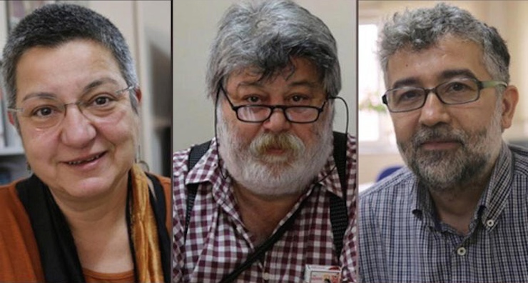 Türkiye'de basına yine pranga: yayın yönetmenleri için 14 yıl isteniyor