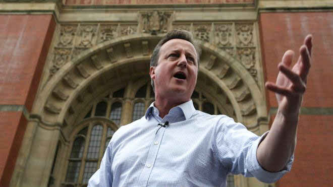Cameron'a 'seçmene Türkiye'yle ilgili yalan söyleme' suçlaması