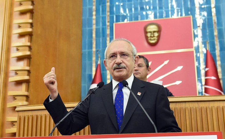 Kılıçdaroğlu: Erdoğan tutuklanacağını biliyor, yargıyı değiştiriyor
