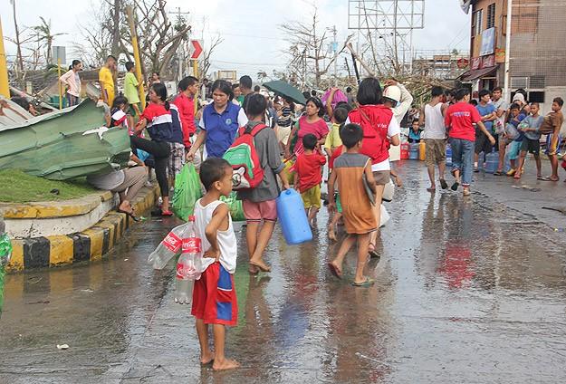 Filipinler'de ölü sayısı artıyor