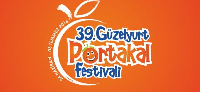 39. Güzelyurt Portakal Festivali Yarın Açılıyor