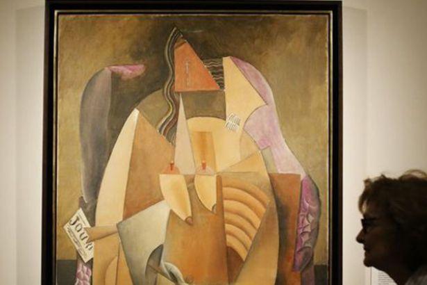 Picasso'nun tablosu 63.5 milyon dolara satıldı