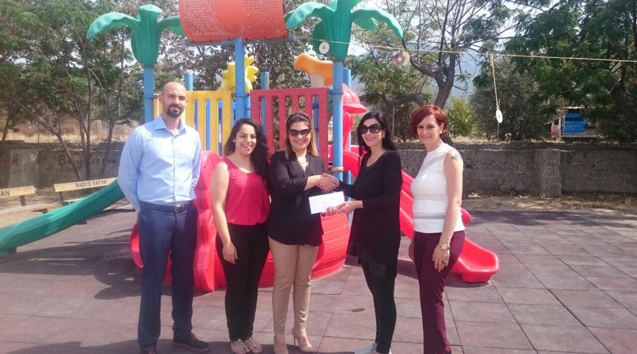 Girne Üniversitesi Vakfı'ndan Anlamlı Bağış