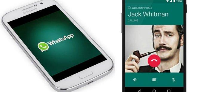 WhatsApp'ta günde 100 milyonun üzerinde arama yapılıyor!