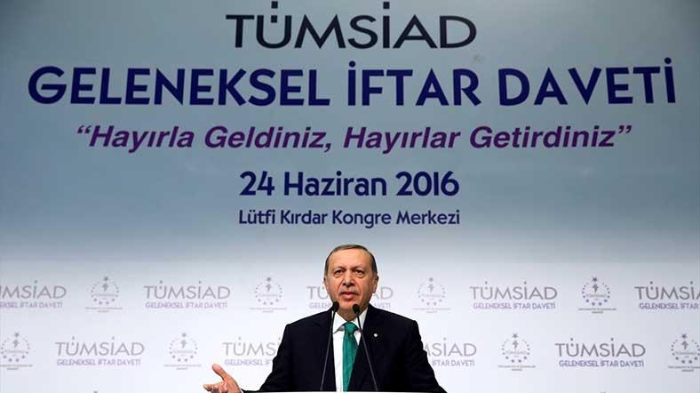 Erdoğan'dan Brexit yorumu: 3 gün bile dayanamadın