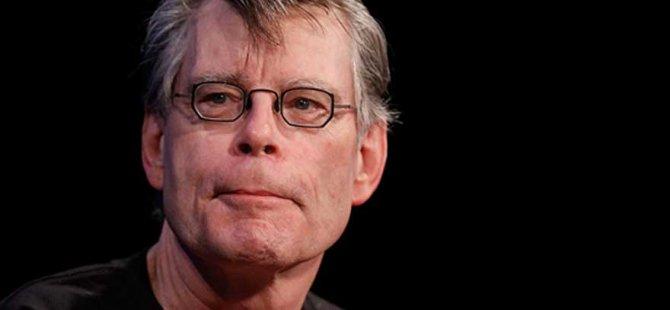 Stephen King'in romanı dizi oluyor!