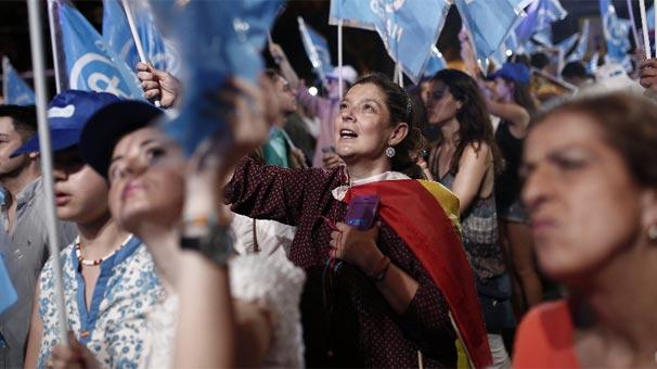 İspanya seçimlerinde beklenen sonuç çıkmadı!