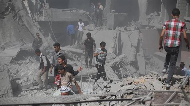 Vakum bombalı saldırıda ölü sayısı 70'e yükseldi